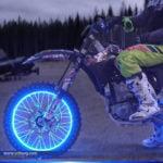 Moto Led Wheel