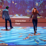 Virtual-Interactive-Floor-Projection